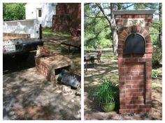 about QUIKRETE Mailbox Makeover on Pinterest | Mailbox Makeover, Brick ...
