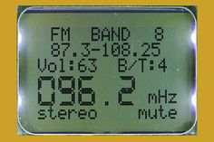 Combine the Si4844-A10 analog-tuned radio receiver with an Arduino to make a full-featured multiband radio.