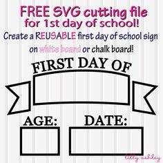 free cut file for chalkboard free scrapbook download