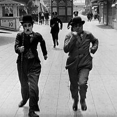 Charlie Chaplin. °