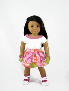 18 inch Doll Clothes designed to fit like by sewurbandesigns