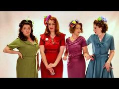 Bobby and the Pins, barbershop quartet - Lollipop - YouTube