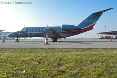 Cessna 525B Citation CJ3 - LX-DCA