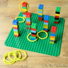 20 Brilliant LEGO Birthday Party Ideas for Kids! Check out these LEGO birthday party idea for kids. From LEGO inspired treats to activities, and some decoration ideas all in one spot. Lego Party Decorations, Lego Party Games, Lego Themed Party, Lego Birthday Party, 6th Birthday Parties, Lego Party Favors, Lego Parties, Lego Duplo, Lego Ninjago