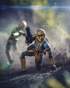 Star Wars Rogue One Gallery Chase Card G-8 Shoretrooper 1