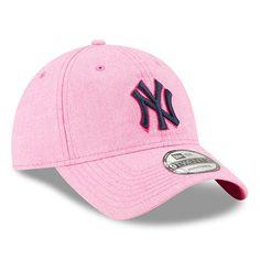 Men s New York Yankees New Era Pink 2018 Mother s Day 9TWENTY Adjustable Hat a9cdda872de