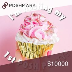 SHARE 5 of my listings and I'll return the 💕 JOIN ME FOR MY SHARE PARTY TODAY! 💕 Share 5 of my listings and I'll share 5 of yours! I'm still searching for Host Picks so this is a great way to get noticed! Help me CELEBRATE! ❤️  I'm so excited to be hosting my first Posh Party! Theme is still TBD but like this post for the latest updates and tag your favorite closets so I can be on the search for host picks!   LIKE + SHARE to have a chance to be chosen for a Host Pick 💕💕   Thanks as…