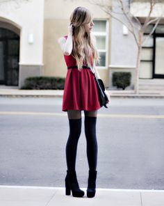 From thenativefox.blogspot.fr #street style #booties
