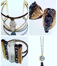 Joyería artesanal estilo Boho, diseño mexicano Boho Jewellery, Jewelry, Estilo Boho, Bangles, Bracelets, Alex And Ani Charms, Charmed, Fashion, Craft Jewelry