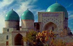 Kok Gumbaz Mosque (Shahrisabz, Uzbekistan)