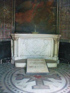 Cimetière du Père-Lachaise (Paris) - Anna de Noailles