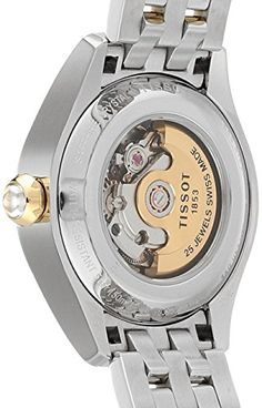 Tissot Women's T038.007.22.037.00 Silver Dial Watch