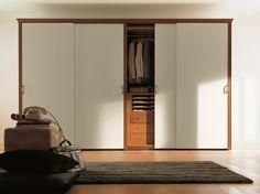 Встроенный шкаф купе для спальни - Unico - http://mebelnews.com/vstroennyj-shkaf-kupe-dlya-spalni-unico