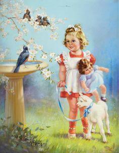 Soloillustratori: Mabel Rollins Harris