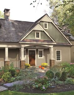 Budget Home Exterior Finishes by Remodelholic