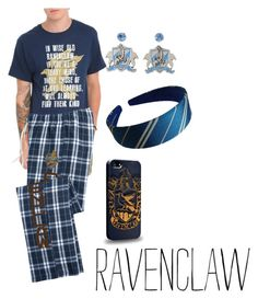 """""""Ravenclaw"""" by hanna19134 on Polyvore"""