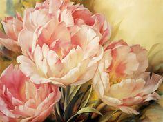 Artist Igor Levashov (Igor Levashov). This passion for flowers .... Discussion on LiveInternet - Russian Service Online Diaries