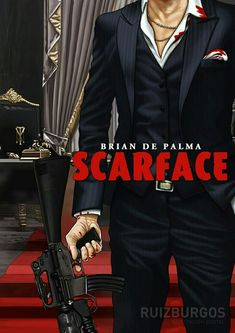 Scarface.....l miss Als face though =µ)