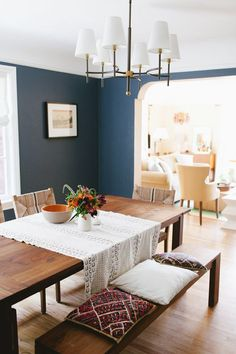 61 best blue dining room images on pinterest lunch room homes and rh pinterest com