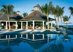 And this is just the pool! If you love luxury, this is your hotel. The Ritz-Carlton Golf and Spa Resort, Rose Hall, Jamaica Best Vacations, Vacation Trips, Vacation Spots, Vacation Ideas, Hotels In Montego Bay, Hotels And Resorts, Rose Hall Jamaica, Places To Travel, Places To Go