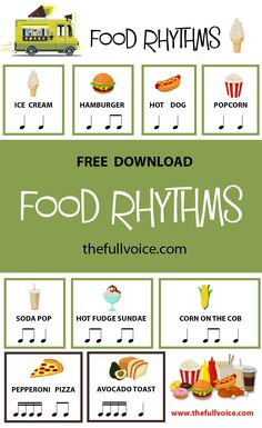 Free Resources — The Full Voice Online Music Lessons, Elementary Music Lessons, Vocal Lessons, Music Lessons For Kids, Music Lesson Plans, Singing Lessons, Music For Kids, Elementary Schools, Kindergarten Music Lessons