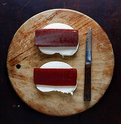 SAVEUR 100: Claude Troisgros' Guava Paste - Delicious paired with cheese or cream-cheese ^.^