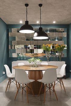 Loft by architect and interior designer Angela Meza. 14.11.2014