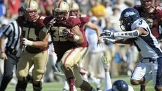 A look around the #ACC from week one of college football, including results and coverage of each game.