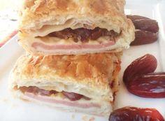 Empanada de dátiles, jamón y queso » Divina CocinaRecetas fáciles, cocina andaluza y del mundo. » Divina Cocina