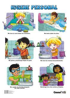 Ideas - Higiene niños