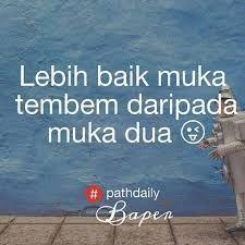Image Result For Path Daily Bikin Baper
