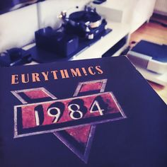 micro seiki - eurythmics  #soulmining #vinyl #music #eurythmics #1984