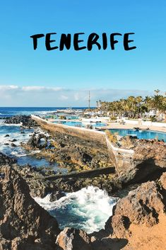 Wondering what to do in Tenerife while you're on holiday? This list of top things to do in Tenerife includes outdoor activities and cultural attractions. Europe Travel Guide, Spain Travel, Travel Destinations, Travel Info, Africa Travel, Holiday Destinations, Cool Places To Visit, Places To Go, Tenerife Sea