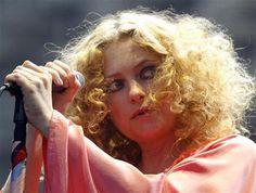 Alison Goldfrapp's badass hair