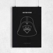 STAR WARS V - B2 - plakat filmowy na prezent - Gwiezdne Wojny