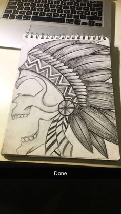 Skull by Isabel Peris