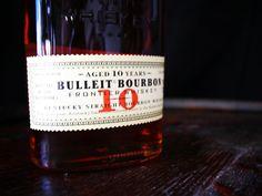 Bulleit 10 Year Old Burbon