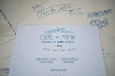 Ονειρεμενος ρουστικ DIY γαμος | Μαρινα & Σταυρος See more on Love4Weddings http://www.love4weddings.gr/diy-wedding-rustic/