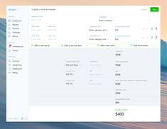 Dribbble - create-a-template.png by Farzad Ban