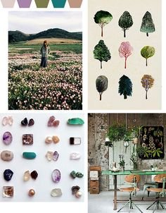 Color Crush: Earthy Tones For Fall http://decor8blog.com/2013/09/05/color-crush-earthy-tones-for-fall/