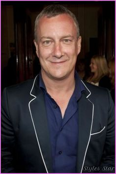 Stephen Tompkinson Sarah Parish, Star Fashion, Fashion Beauty, Amy Poehler, Made In Uk, George Clooney, British Actors, Hairstyles Haircuts, Hair Cuts