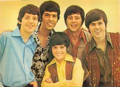 The Osmonds - okay, I'll admit it...my very first concert!  Donny was so dreamy...