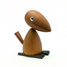 70年代デッドストック ロイヤルペット ウッドペッカー - 鳥モチーフ雑貨・鳥グッズのセレクトショップ:鳥水木    #bird #torimizuki