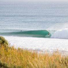 Surfing is sometimes a total mystery: Unidentified surfer undisclosed location audience of one. Pic by @haydenoneill