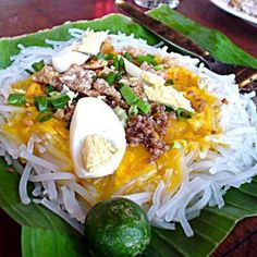 Pansit palabok! May ultimate fav food