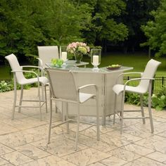 Elegant Kmart Patio Sets | ... Smith Today Dutch Harbor 4 Piece Patio Bar