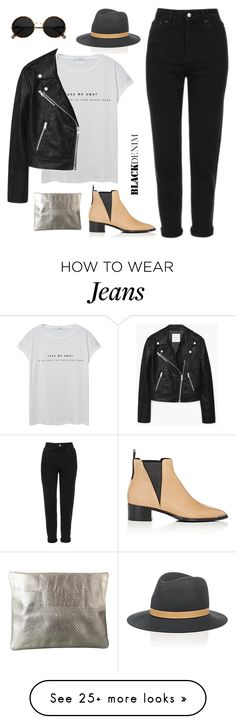 """""""Untitled #2292"""" by lauraafreedom on Polyvore featuring MANGO, Topshop, Janessa…"""