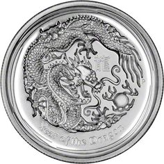 This is the high relief version of the 1oz silver dragon coin. The original coin sold out within weeks, and the high relief version was no different. Our stock went within the week! £85