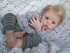 Reborn Baby Girl ~ Chanel ~ By Donna Rubert ~ Now Baby Lexi!!