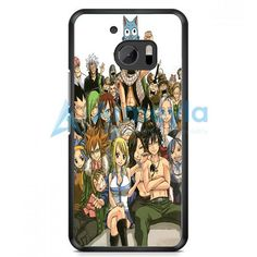 Fairy Tail Manga Collage HTC One M10 Case | armeyla.com